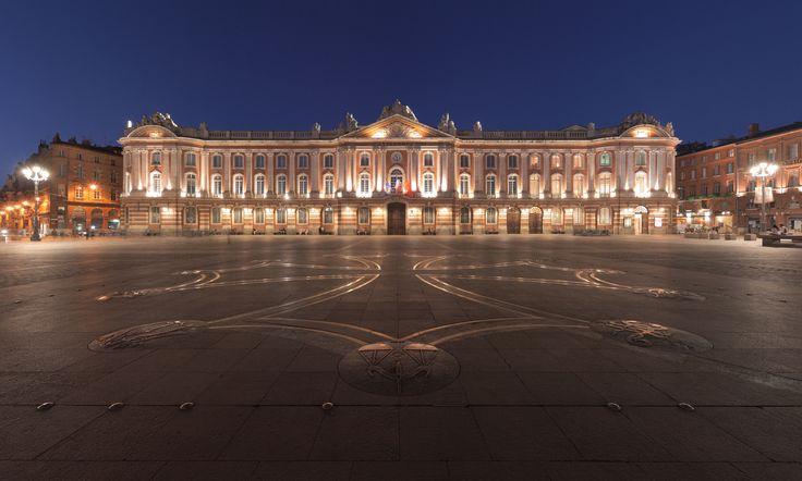 Capitole de Toulouse.