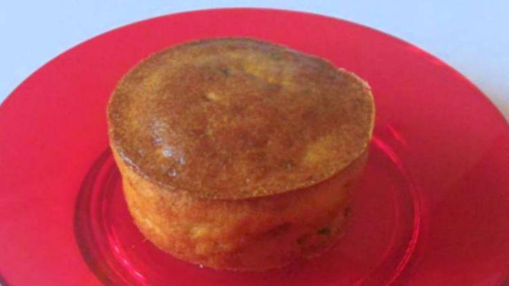 Muffin speck carote e zucchine