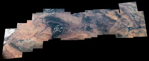 Just Pinned to How To Make It: Space Station View of Grand...