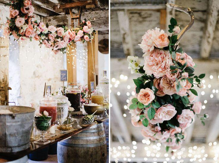 floral garland
