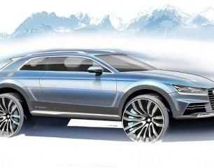 Audi Crossover Concept May be the Q1