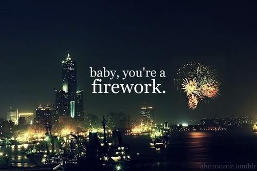 Firework #KatyPerry