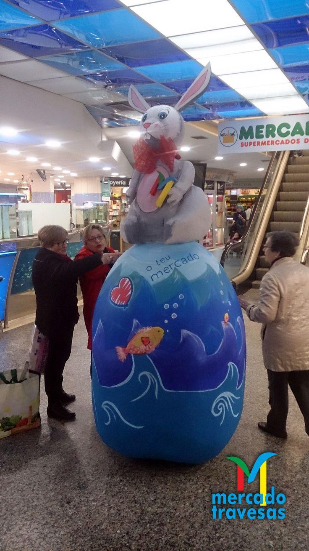 Sorteo de Semana Santa, acierta cuantas burbujas hemos dibujado en nuestro huevo de pascua y ¡participa en el sorteo de una compra!
