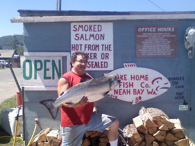 75 best images about a taste of the olympic peninsula on for Pacific fish company