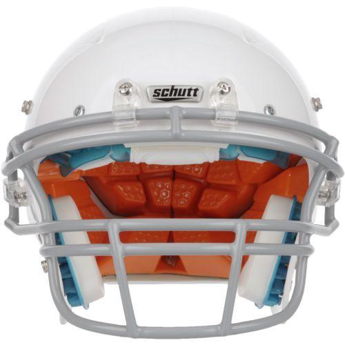 Schutt Boys' Recruit Hybrid Football Helmet White - Football Equipment, Football Equipment at Academy Sports