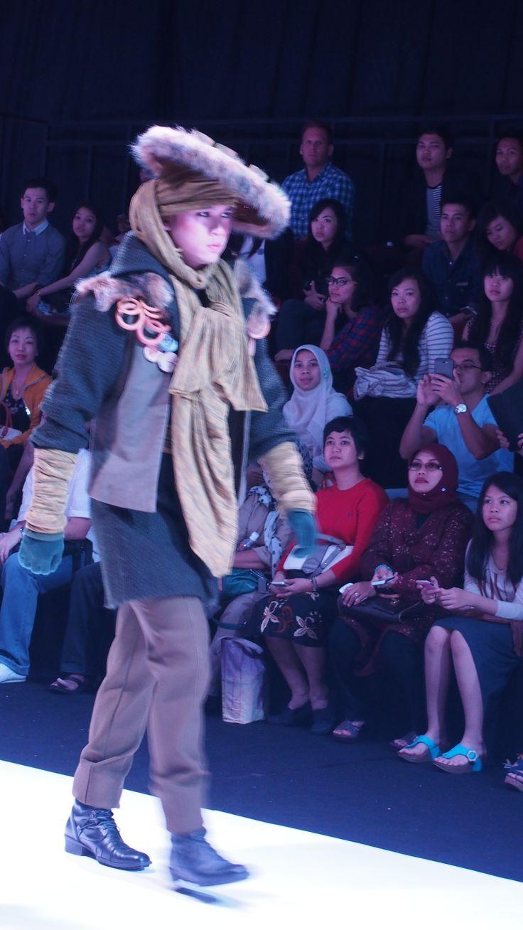 Esmod Fashion Festival'13. Jember Festival Custom 2013. Artechsion.