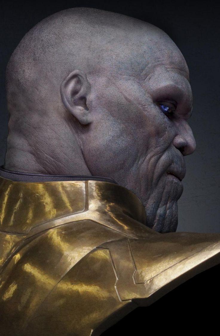 Thanos Avengers 2 Concept Art | - 104.8KB