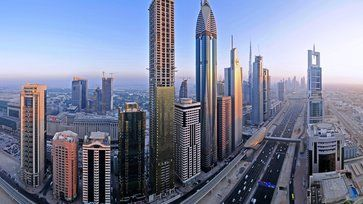 MS Real Estate Investment, Dubai, World Travel
