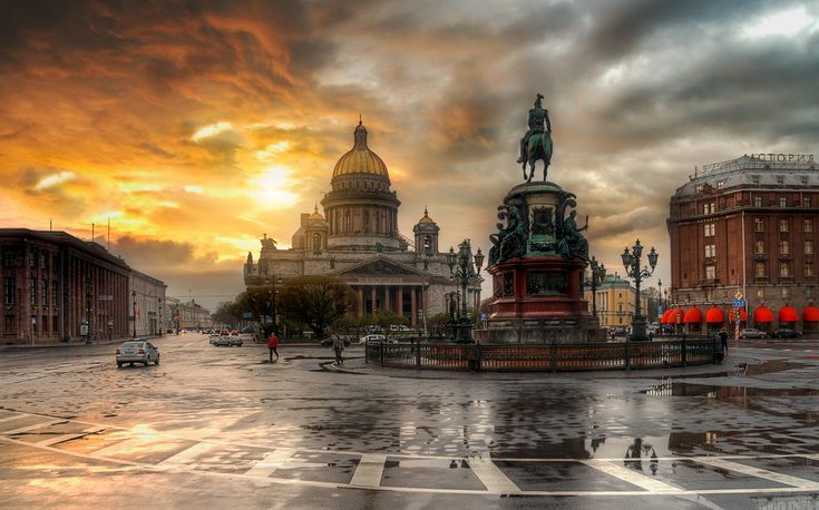 Saint-Petersburg, Russia/ Санкт-Петербург, Россия
