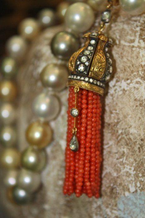 Gorgeous Tassle Necklace
