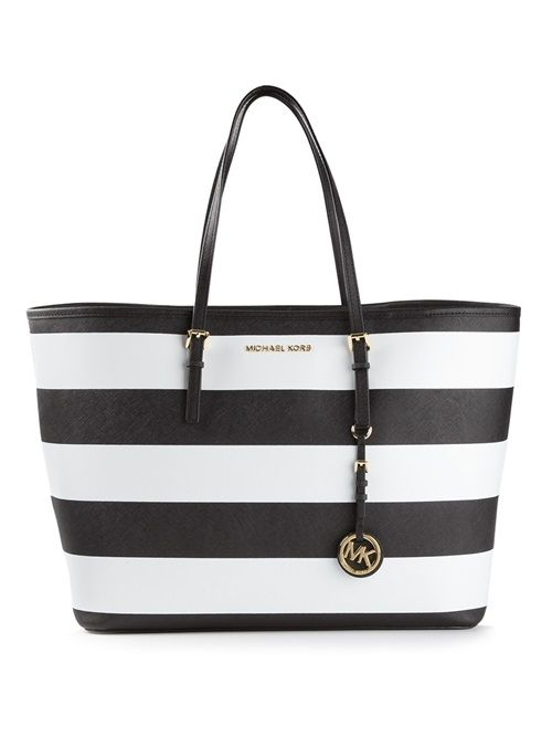 10 best Black and White Striped Bag images on Pinterest | Black ...