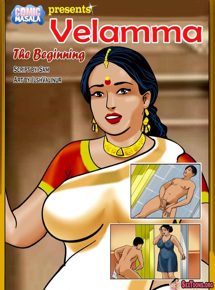 Velamma Lakshmi – Episode 1 - Adult Comics