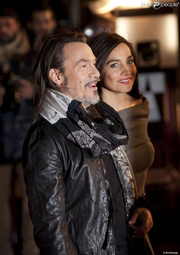 florent pagny | Florent Pagny, sa femme Azucena - 15eme édition des NRJ Music Awards ...