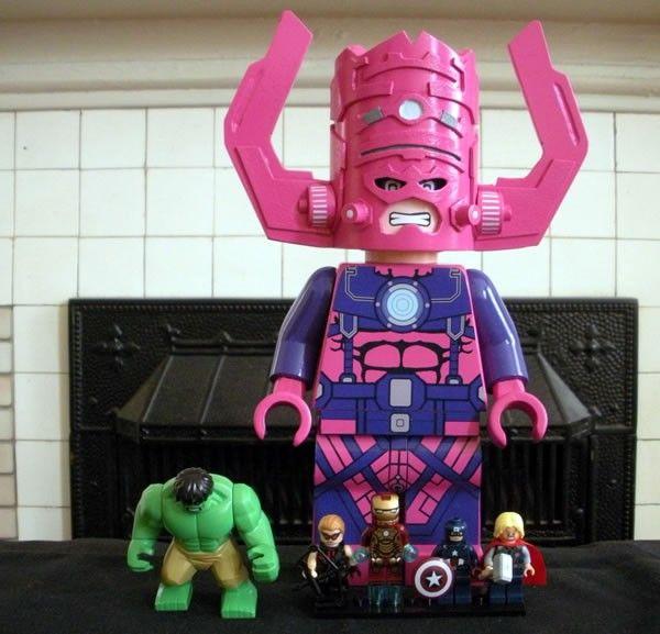 Brick Heroes - LEGO Super Heroes Marvel & DC Comics : Toutes les nouveautés 2015, les news, les promos - www.brickheroes.com