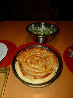Rezept - Börekteig nach Mesadi