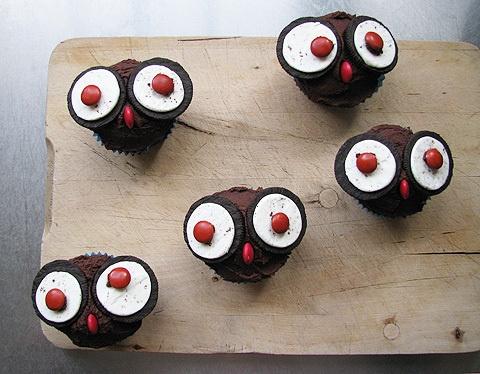 owl,cookies