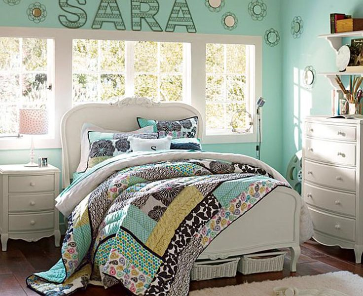 Bedroom , Room Decorating Ideas For Teenage Girls : Room Decorating Ideas  For Teenage Girls Teen Girl Room Design
