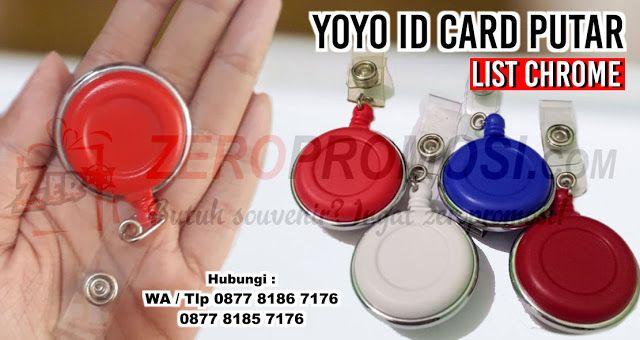 Pin Di Yoyo Id Card