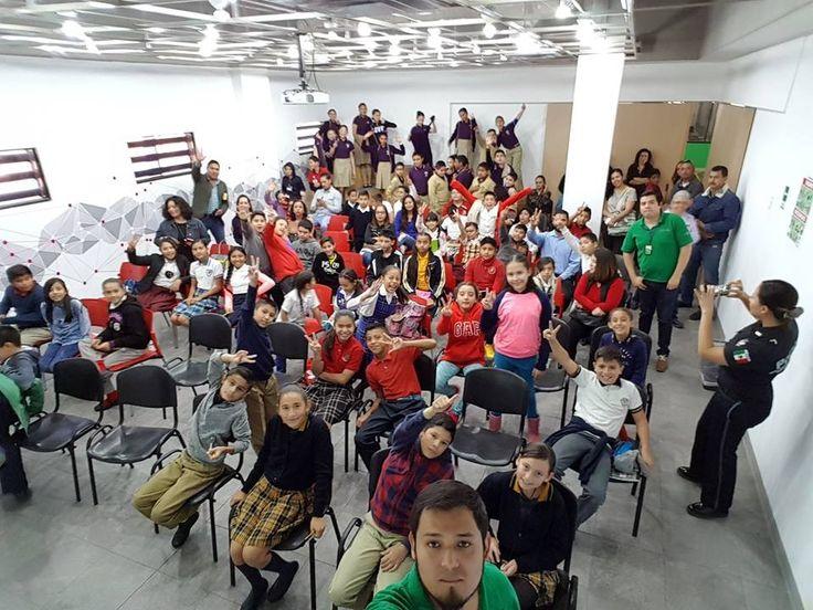 SCT y Punto México Conectado de Juárez imparten taller a menores sobre ciberseguridad | El Puntero