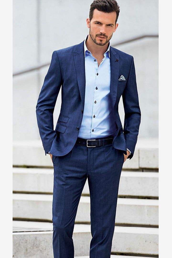 1000  images about Men's Fashion on Pinterest | Summer suits, Navy