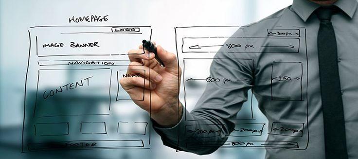Webbutveckling Kaliber Online - Responsiv hemsida