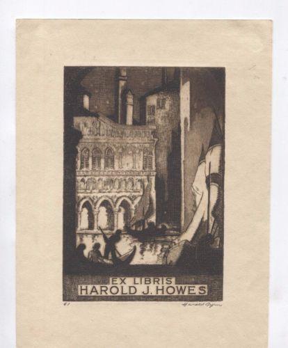 Ex-Libris-by-Harold-Byrne-for-Howes