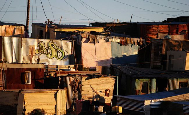 Forced removal from city centres to townships has continued in post-apartheid South Africa. The difference is that under apartheid all black people faced forced removals to townships while now it is only the poor living in shack settlements that face eviction to townships on the peripheries of cities. In Cape Town and Durban this has given rise to mass resistance.