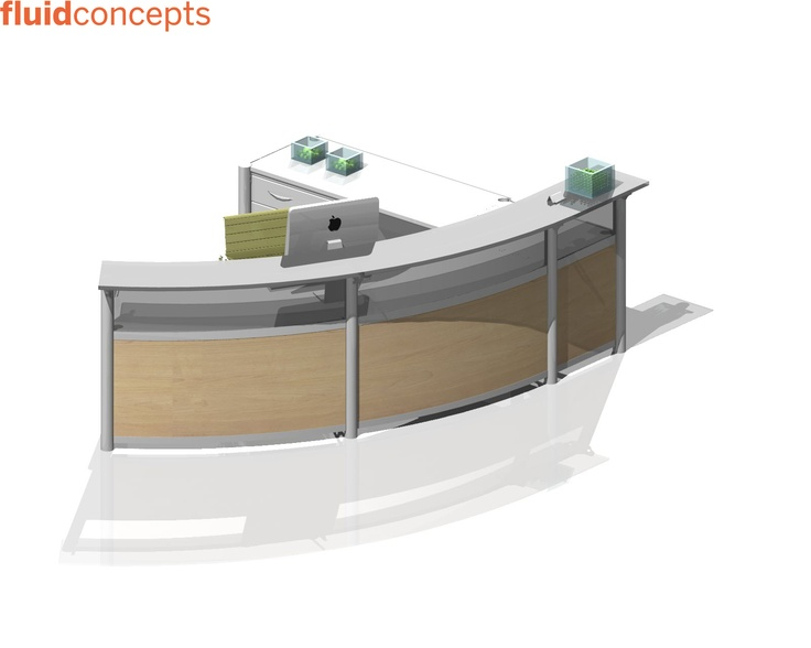 Reception Stations. Q904-4651.  Visit www.fluidgroup.com