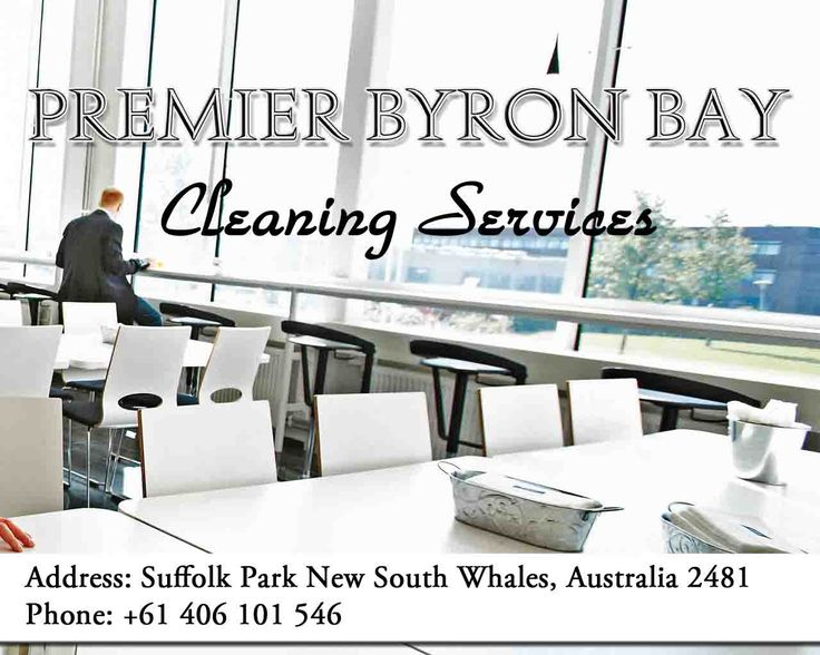 Premier Byron Bay Cleaning: