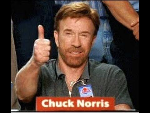 Chuck Norris facts read by Chuck Norris. Chuck Norris celebrates 74 big ones today, and he's still going strong.