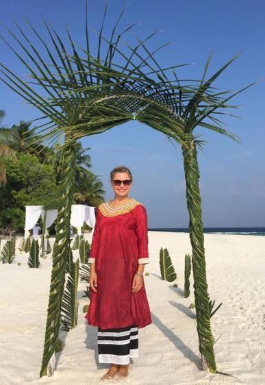 Embudhoo palm arbor