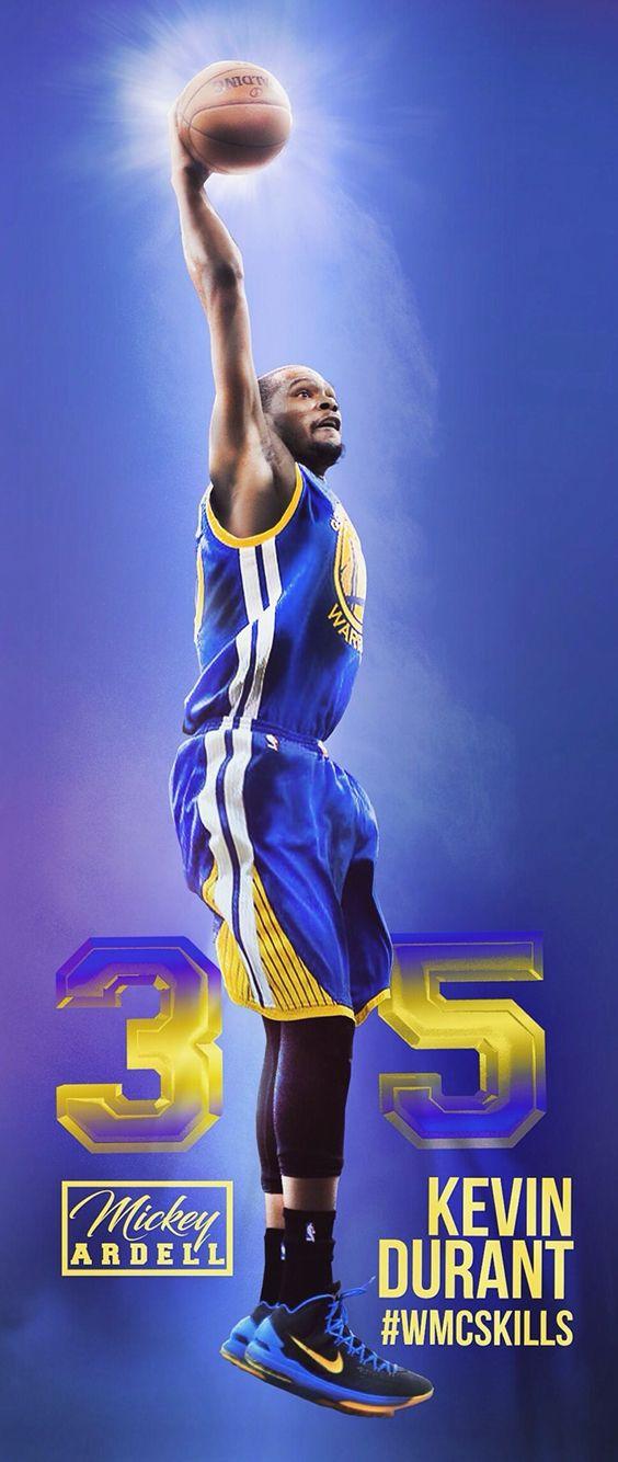 Kevin Durant Warriors. #wmcskills