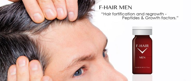 HAIR MEN Mesotherapy