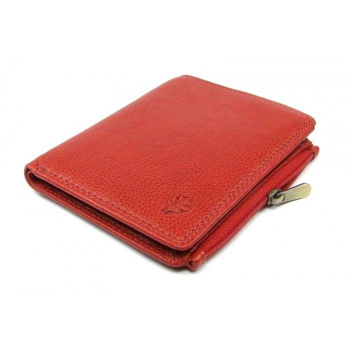 Kožená pánská peněženka barevná - peněženky AHAL