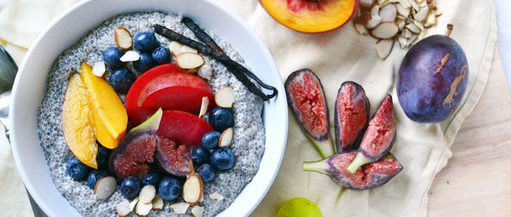 Anything but ordinary, this healthy chia pudding recipe is flavorful, fun and filling. Bonus: Try making it with our homemade almond milk recipe!
