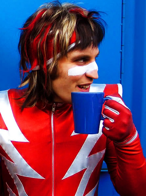 Noel Fielding - I think this is one of my favourite pictures of him