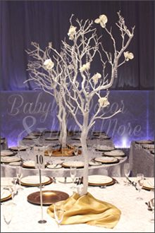 93 best Centerpieces without Flowers images on Pinterest ...