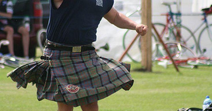 Por que os homens escoceses usam saia?. Os escoceses que vivem na região das Terras Altas usavam saias (kilts) desde o século 16. O kilt foi adotado pelos camponeses da planície no início do século 19 e o traje, que ficava à altura dos joelhos e era tipicamente feito de lã com uma estampa tartã, virou um símbolo da história e cultura escocesa. Hoje em dia, os kilts se transformaram em ...