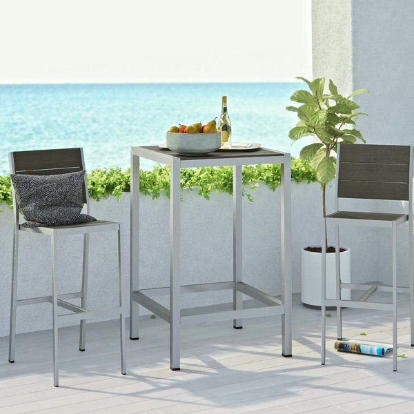 Where To Buy Coline 3 Piece Bar Dining Set By Orren Ellis