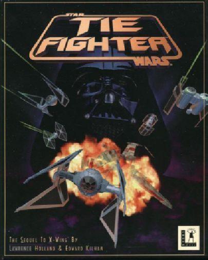 Star Wars: TIE Fighter (DOS, 1994)