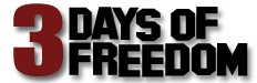 3 Days Of Freedom  Hailing from South Bedfordshire UK, we're a hard working melodic rock band. We write, record and perform our own music.