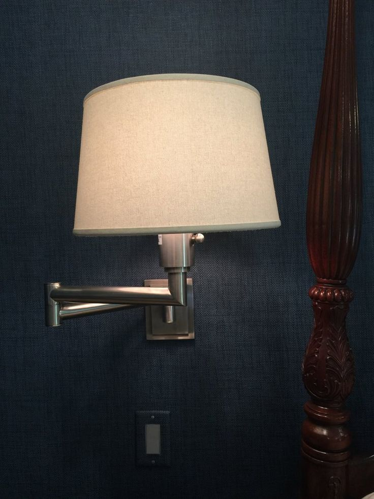 best 25 wall mounted bedside lamp ideas on pinterest. Black Bedroom Furniture Sets. Home Design Ideas