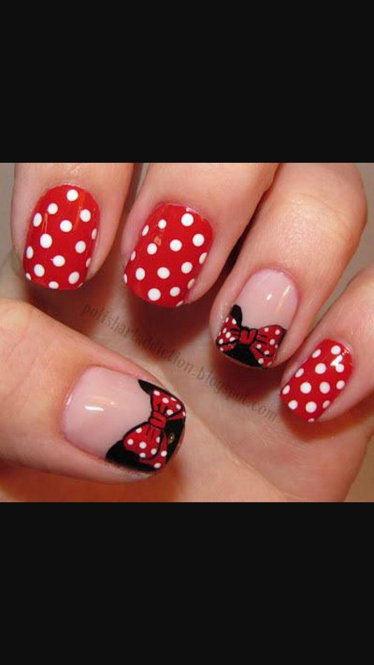 12 best diseño de uñas images on Pinterest | Cute nails, Nail design ...