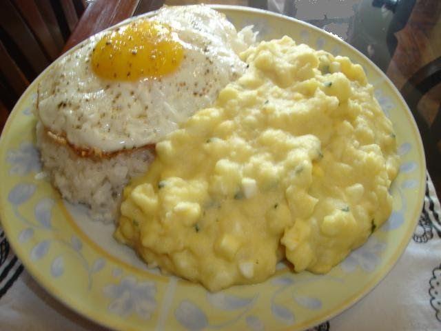 """Tweet El ajiaco del Perú, uno de nuestros platos tradicionales más conocidos. Es un """"Guisado nacional del Perú, que tiene por base el ají ..."""