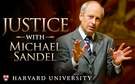 Back in 2009, Harvard political philosopher Michael Sandel made his course, Justice: