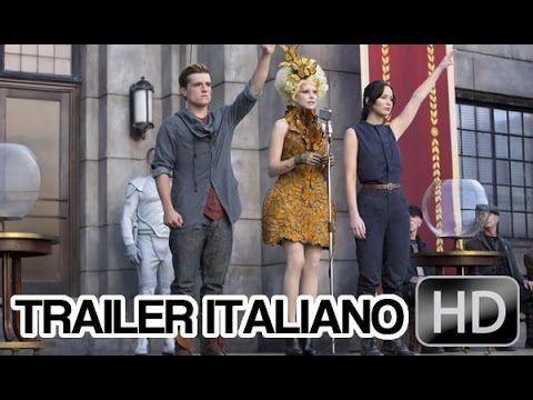 Hunger Games - Il Canto della Rivolta - Parte 1 - Trailer Italiano HD