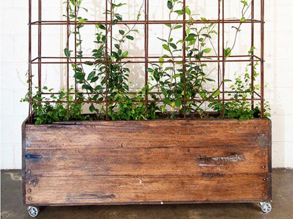Plantekasser til hagen og terrassen. Stor guide, enten du vil kj?pe ...