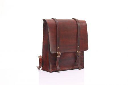 Agarapati Leather Deri Sırt Çantası / Special