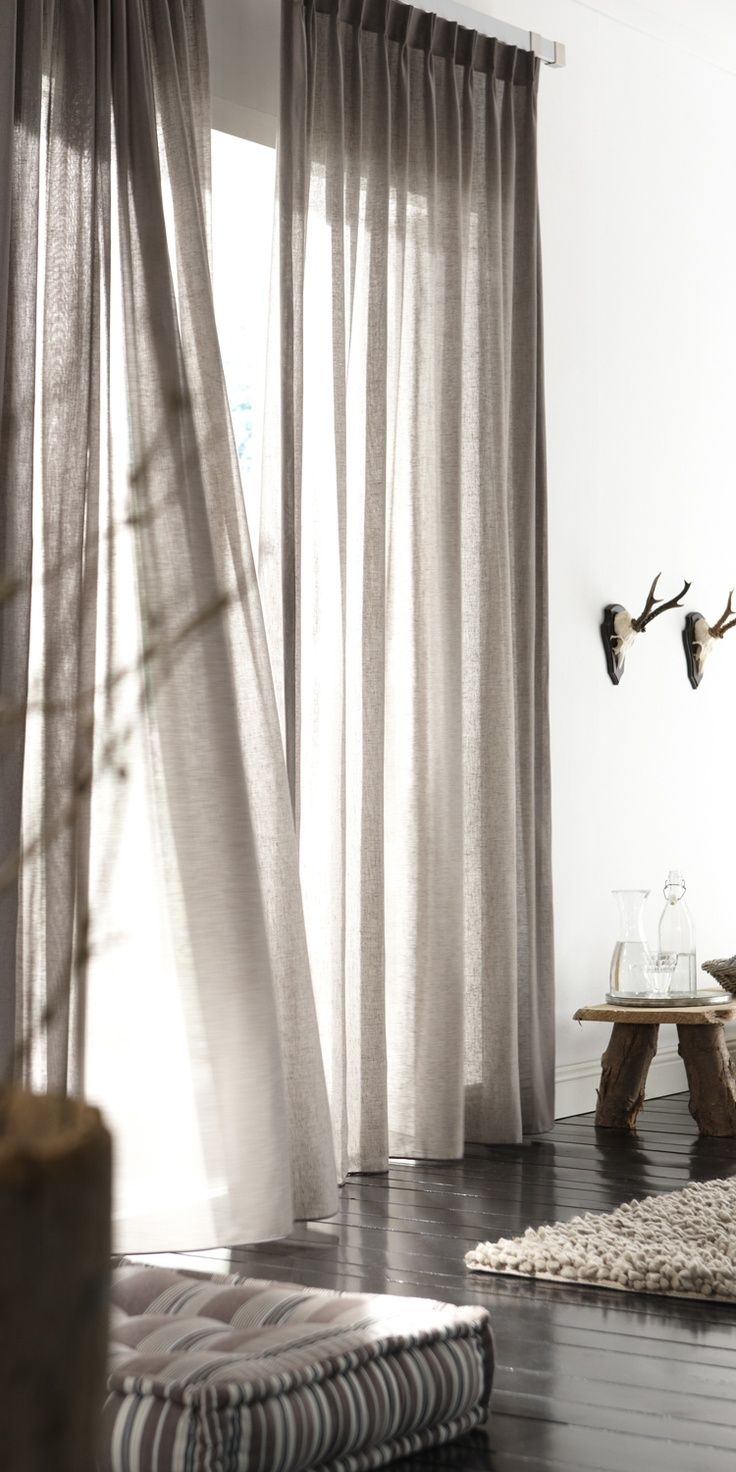 1148 best Inspired Drapes images on Pinterest | Window dressings ...
