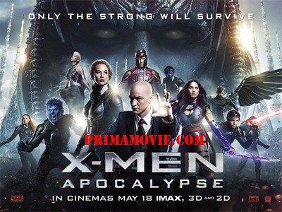 WATCH X-MEN: APOCALYPSE 2016 FULL MOVIE ONLINE DOWNLOAD FREE
